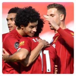 Liverpool vs Aston Villa 2-0 Highlights