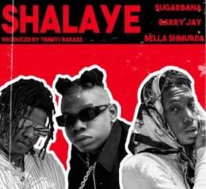 New song by Sugarbana titled Shalaye ft. Barry Jhay, Bella Shmurda