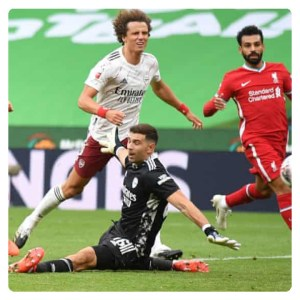 Arsenal vs Liverpool 2020 community shield Highlights