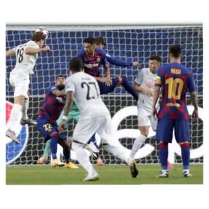 Barcelona vs Bayern Munich Highlights
