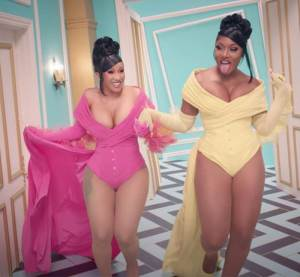 Song by Cardi B titled WAP ft. Megan Thee Stallion