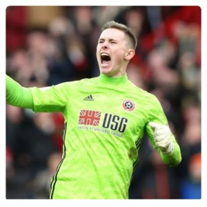 Dean Henderson Signs Five-Year Contract With Man Utd