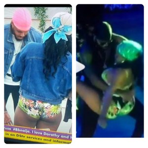 BBNajia 2020 Saturday Night Party: Lucy On Fire, Laycon & Erica (Video)