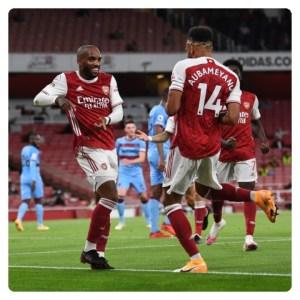 Arsenal vs West Ham 2-1 Highlights
