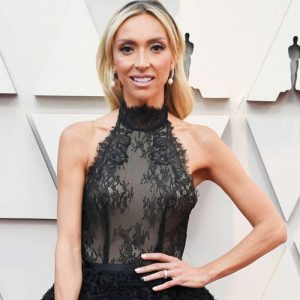 E!'s Giuliana Rancic Tests Positive For Covid-19, Missed Emmy