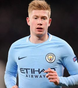 Kevin De Bruyne Named PFA Player Of The Season