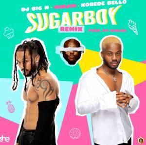 Minjin ft. Korede Bello, Dj Big N - Sugarboy (Remix)
