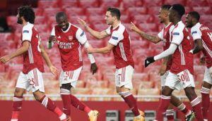 Arsenal vs Dundalk 3-0 Highlights