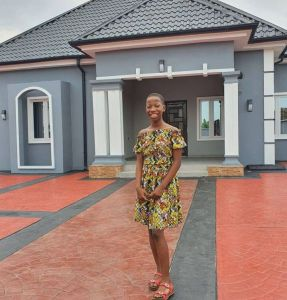 Emmanuella Builds A World-class House For Her Mother (Photos)