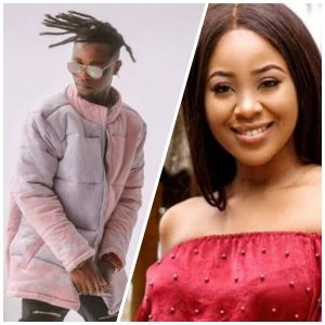 Moment Ghanaian ICONS Shun MC From Asking Laycon About Erica (Video)