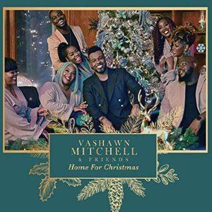 Vashawn Mitchell - Home For Christmas (Digital EP)