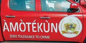 Amotekun Releases Numbers To Call For Emergency In Oyo State