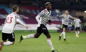 Burnley vs Manchester United 0-1