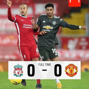 Liverpool vs Man United 0-0 Highlights