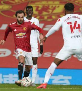 Manchester United v Watford 1-0 FA Cup Highlights