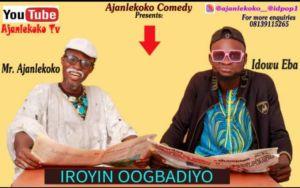 Mr. Ajanlekoko - Iroyin Oogbadiyo (Episode 1)