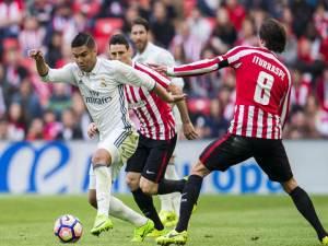 Real Madrid vs Athletic Bilbao 1-2 Highlights