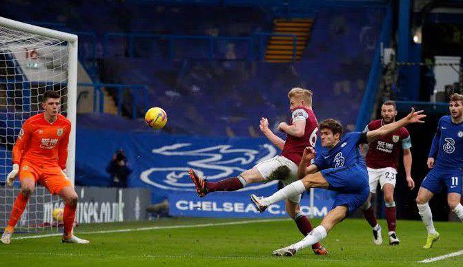 EPL: Chelsea vs Burnley 2-0 Highlights Download