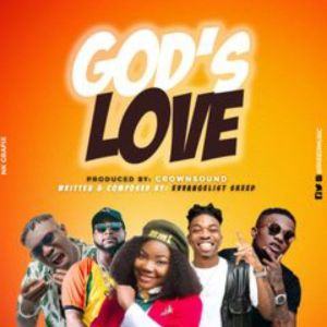 Evvangelist Skeed - God's Love (Mashup) ft. Davido, Mercy Chinwo
