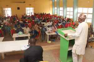 BESDA: Oyo Partners World Bank, UBEC, Trains Non-Formal Education Centres