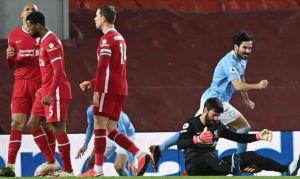 EPL: Liverpool vs Man City 1-4 Highlights Download
