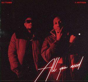 DJ Tunez ft. J. Anthoni - All You Need (EP)