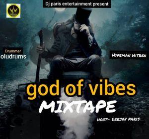 Cool Deejay Paris - God Of Vibes Mix