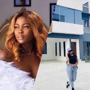 Ka3na Shades Nengi And Her Pengi House In Style