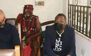 Sowore and Babalawo in Court