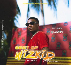 DJ Davisy - Best Of Wizkid Mixtape (Vol 2)
