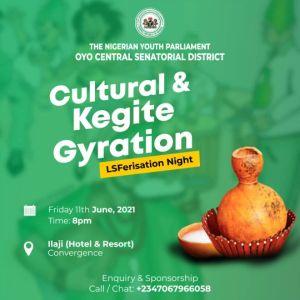 Cultural and Kegite Gyration (LSFerisation Night)
