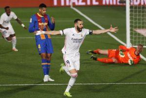El Clasico 2021: Real Madrid vs Barcelona 2-1 Highlights Download