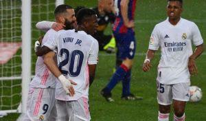 La Liga: Real Madrid vs Eibar 2-0 Highlights Download