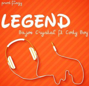 Bajoe Crystal - Legend ft. Cody Boy (Mp3 Download)