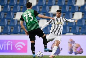 Serie A: Sassuolo vs Juventus 1-3 Highlights (Download Video)