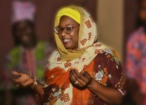 Eid-el-Fitri: Akande-Sadipe Charges Muslims To Promote Peace And Love