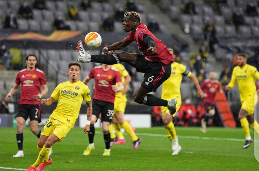 Europa League Final Villarreal Vs Manchester United 1 1 Pen 11 10 Highlights Download