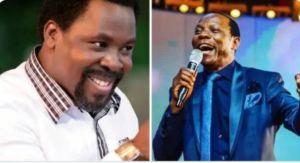 """T.B Joshua's Death Means Victory"" - Ugandan Pastor"