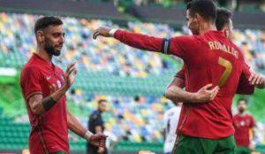 Portugal vs Israel 4-0 Highlights