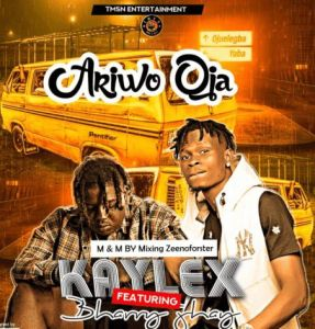 Kaylex ft. Barry Jhay - Ariwo Oja (Mp3 Download)