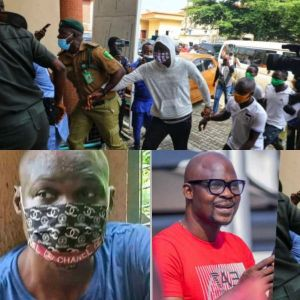 JUST IN! Baba Ijesha Granted N2Million Bail (Video)