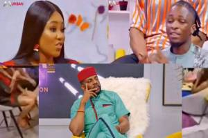 Big Brother Naija Reunion 2021 [Day 8] Full Episode (Video)