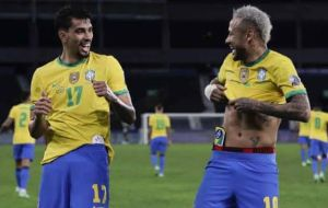 Brazil vs Peru 1-0 Stream, Highlights (Video Download)
