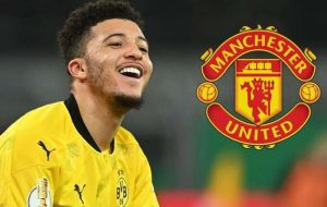 Dortmund Confirm Sancho's Move To Man Utd With £73M Deal