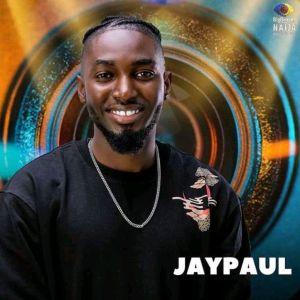 BBNaija Season 6 (Shine Ya Eye) Male Housemate, JayPaul