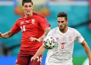Switzerland vs Spain 1-1 (PEN 1-3) Highlights (Download Video) #SUIESP