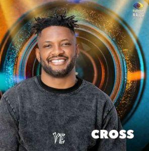 BBNaija Season 6 (Shine Ya Eye) Male Housemate, Cross