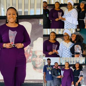 The Nigerian Youth Parliament Honours Makinde's Aide, Hon. Adetola Adedibu