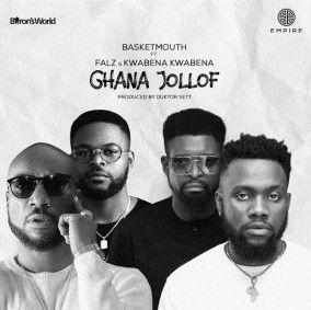Basketmouth - Ghana Jollof ft. Falz & Kwabena Kwabena