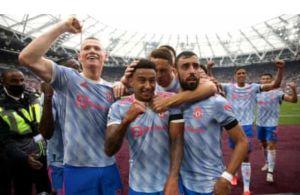 West Ham United vs Manchester United 1-2 Highlights Download